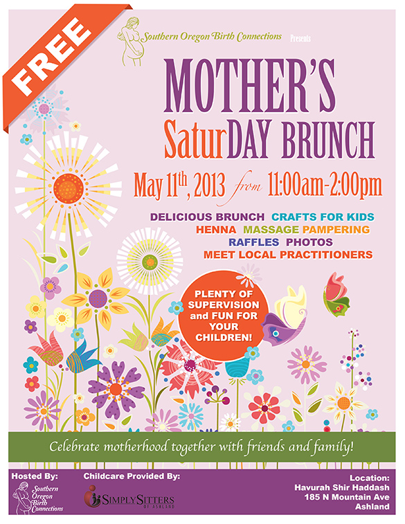 Annual Mother Honoring Community Brunch: May 11