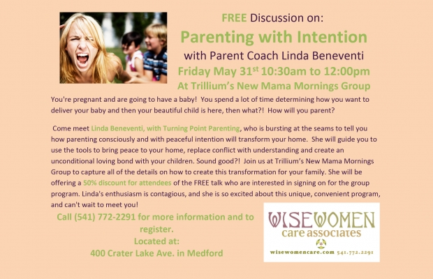 Parenting with Intention: May 31st